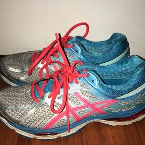 ASICS Fluid Ride Running Shoes Size 8